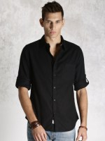 11460716355997-Roadster-Black-Casual-Shirt-171460716355433-1